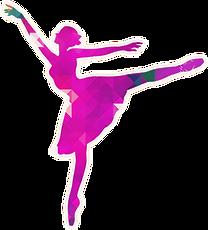 253-2535771_ballerine-clipart-pink-silho