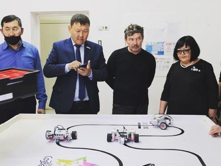 Депутаты райсовета посетили наш Центр