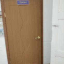 16.  Расширение дверного проёма в туалет
