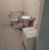 19. Устройство туалетной комнаты для инв