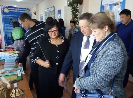 Гран-при за «Лучшее методическое объединение Джидинского района»