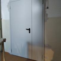 14. Расширение дверного проёма входная д