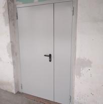 7. Расширение дверного проёма входная дв