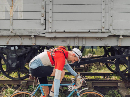 A Journey To 1930s Cycling, from Simon Ekless