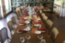 Pietro's of Lodi Private Dining Room