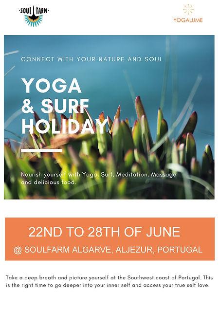 Yogalume, yoga online, thais dalla zanna