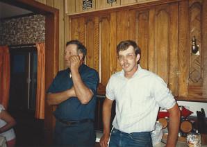 Paul and Doug Mason