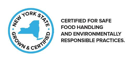 NYS Grown Certified Logo