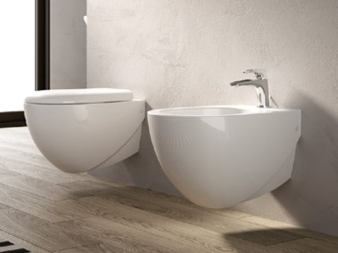 ABC WC/Bidet white