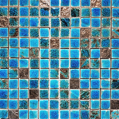 Sea Blue Mosaic