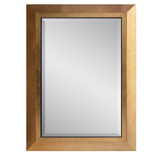 Grand Float Mirror - Gold