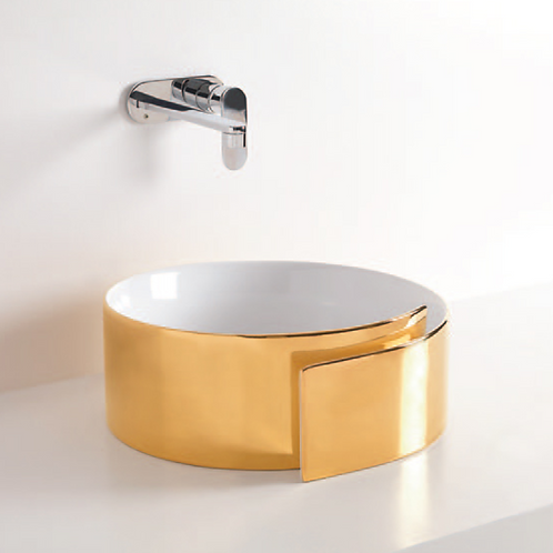 ROLL counter top Gold Basin