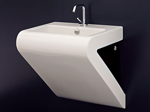 La Fontana White/Black Basin