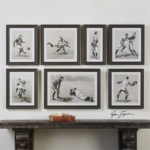 Football Art work