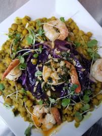 Curry Shrimp Bowl