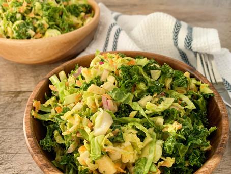 3 salades pour accompagner vos repas