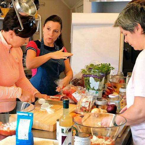 Matlaging undervisning