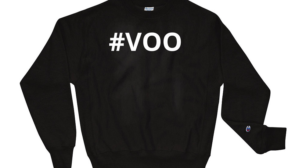 #VOO Champion Sweatshirt