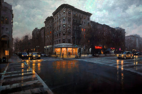 Night Falls on 2nd Ave lighter.jpg