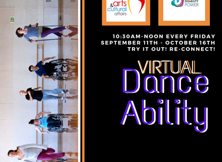 Autumn DanceAbility!