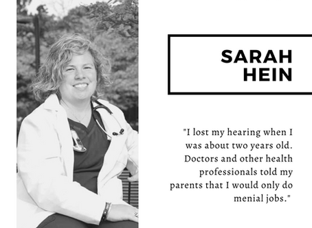 Detroit Disability Power, ADA 30th Story Featuring: Sarah Hein