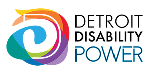 Detroit Disability Power logo