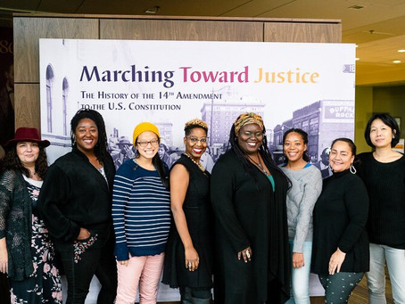 Healing justice group Healing By Choice! Engages community in wellness activities