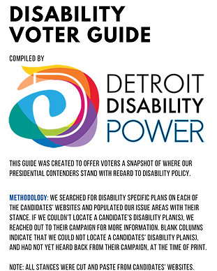 UPDATED 5.1 8.20 - Disability Voter Guid