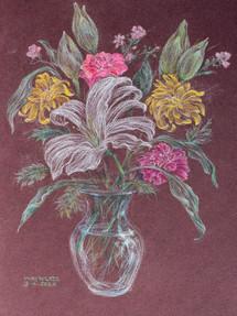 Floral Pastel March 2020