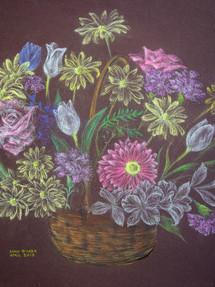 Pastel on Paper 2013
