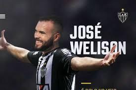 Atlético confirma contratação do volante José Welison até o final desta temporada
