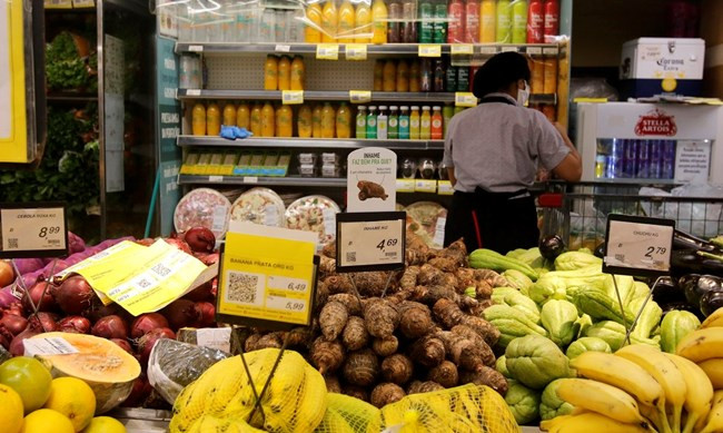 Onda de frio em Minas pode impactar ainda mais nos preços de alimentos