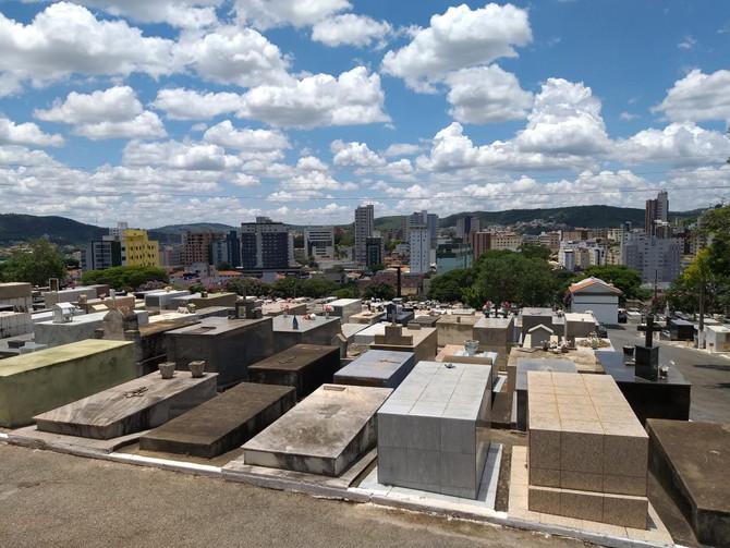 Prefeitura prepara cemitérios para Dia de Finados