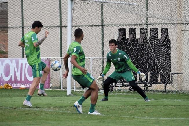 Coelho só precisa cumprir o dever de casa para subir para a Série A do Campeonato Brasileiro