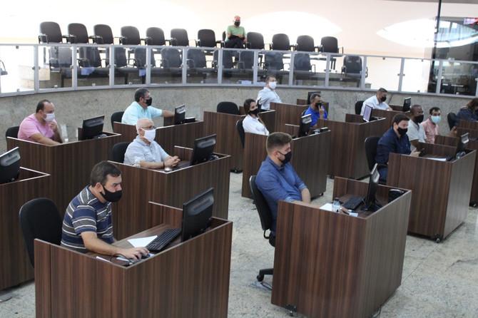 Comissões da Câmara de Itaúna são formadas