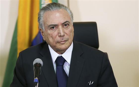 Presidente Michel Temer recebe alta médica após internação para cirurgia urológica