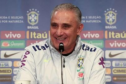 Tite diz que vitória da Seleção Brasileira sobre Alemanha 'serviu para resgate da autoestima&#39