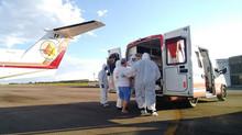 Covid-19: mais de 40 pacientes transferidos do Triângulo e Alto Paranaíba estão acolhidos em hospita