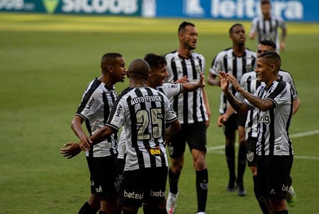 Com título, Atlético supera Cruzeiro e se torna o maior campeão mineiro nesta década