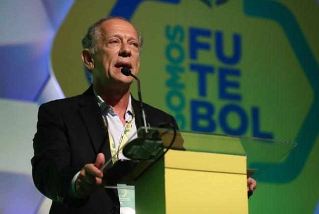 CBF demite Walter Feldman, e Eduardo Zebini assume como secretário-geral da CBF