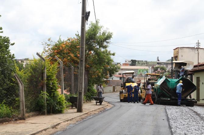 Executivo garante aval para crédito de R$ 3 milhões em recursos destinados à pavimentação