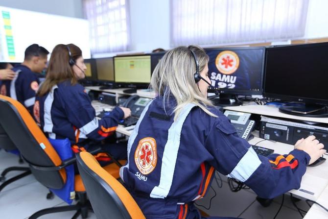 Comunicado de Manutenção em equipamentos de telefonia e Central de Regulação Médica - SAMU