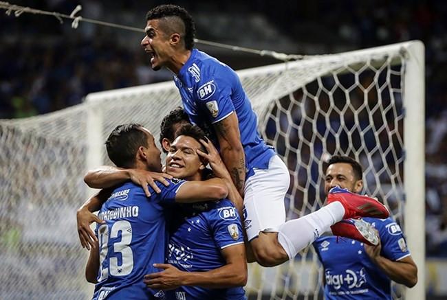 Cruzeiro vence Dep. Lara, segue 100% e dispara na liderança do Grupo B da Libertadores