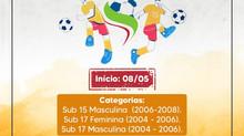 Aberta as inscrições para o Circuito Itaunense de Futsal 2021