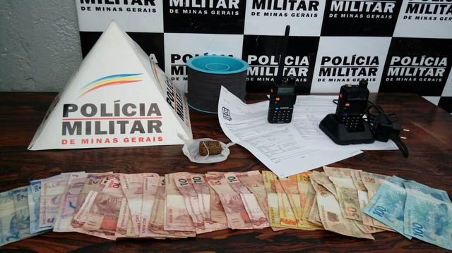 Cinco são detidos durante etapa da operação 'Pacto pela Vida' em Divinópolis