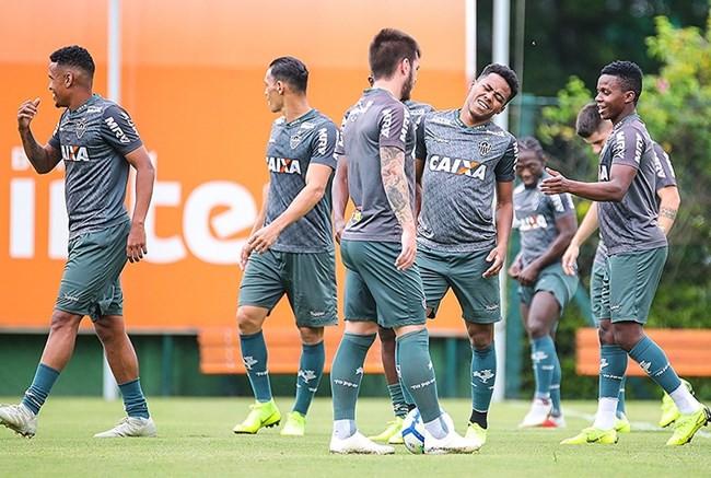 Atlético pretende pagar salários atrasados dos jogadores ainda nesta semana