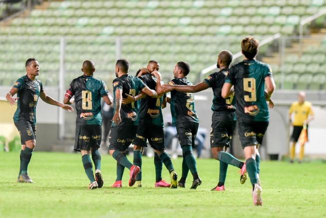 Brilhando na Série B, América muda chave para duelo contra o Corinthians pela Copa do Brasil