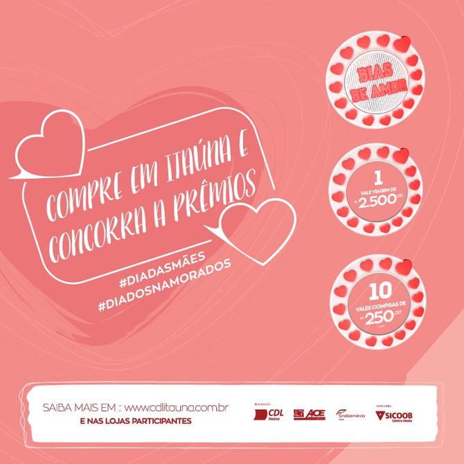 """Campanha """"Dias de Amor"""" tem início na próxima semana"""