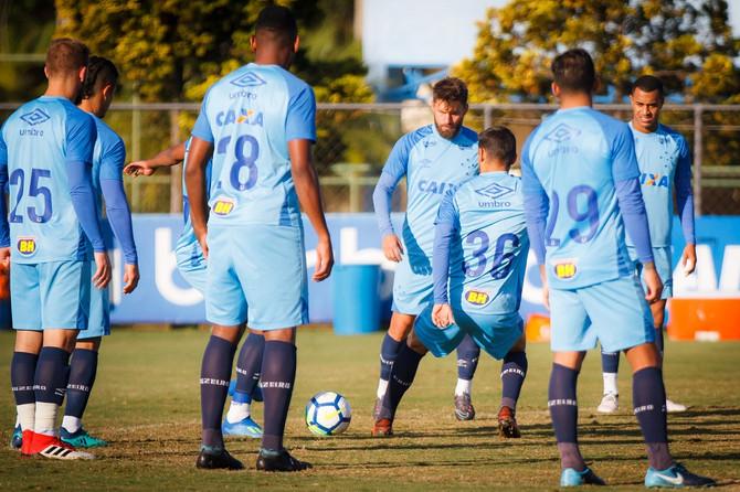 Embalado, Cruzeiro recebe o Palmeiras de olho nas primeiras posições do Brasileirão