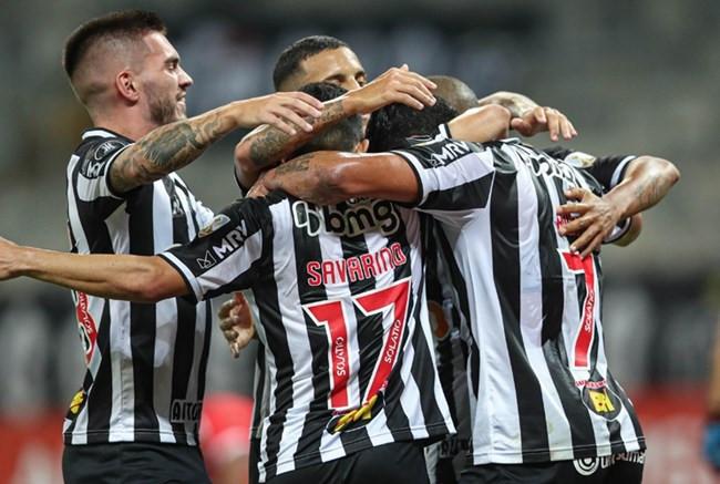 Galo disputará liderança do grupo na Libertadores em duelo contra Cerro na próxima terça